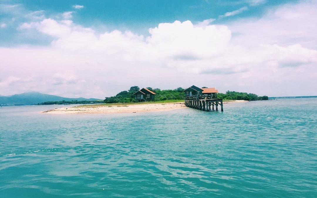 Pulau Lima, Wisata Dengan Julukan Surga Terpendam di Serang