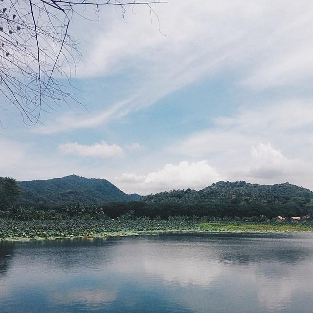 Rawa Arum, Wisata Di Cilegon Yang Berbau Harum