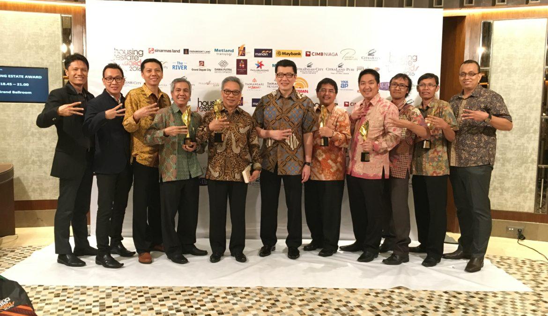 Ciputra Group Borong Tujuh Kategori Housing Estate Award 2016