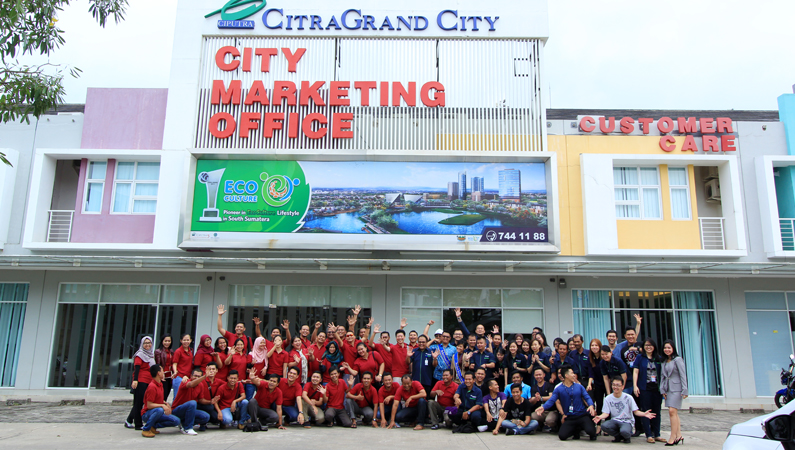 Antusias CitraGrand City Sambut Project Trip dari Team CitraGarden BMW Cilegon