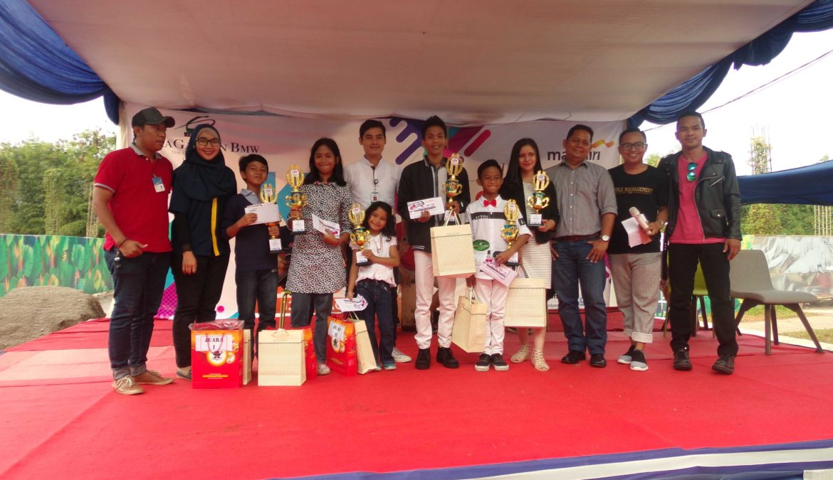 Kids Education Expo Bersama Bank Mandiri