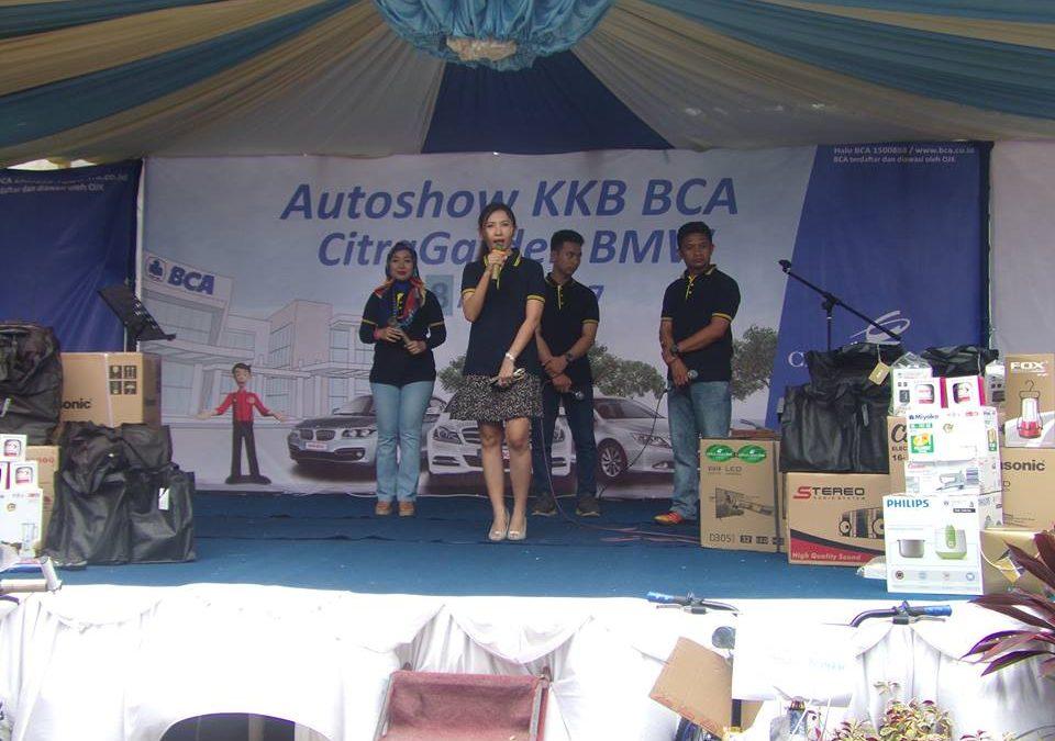Auto Show KKB Bersama Bank BCA