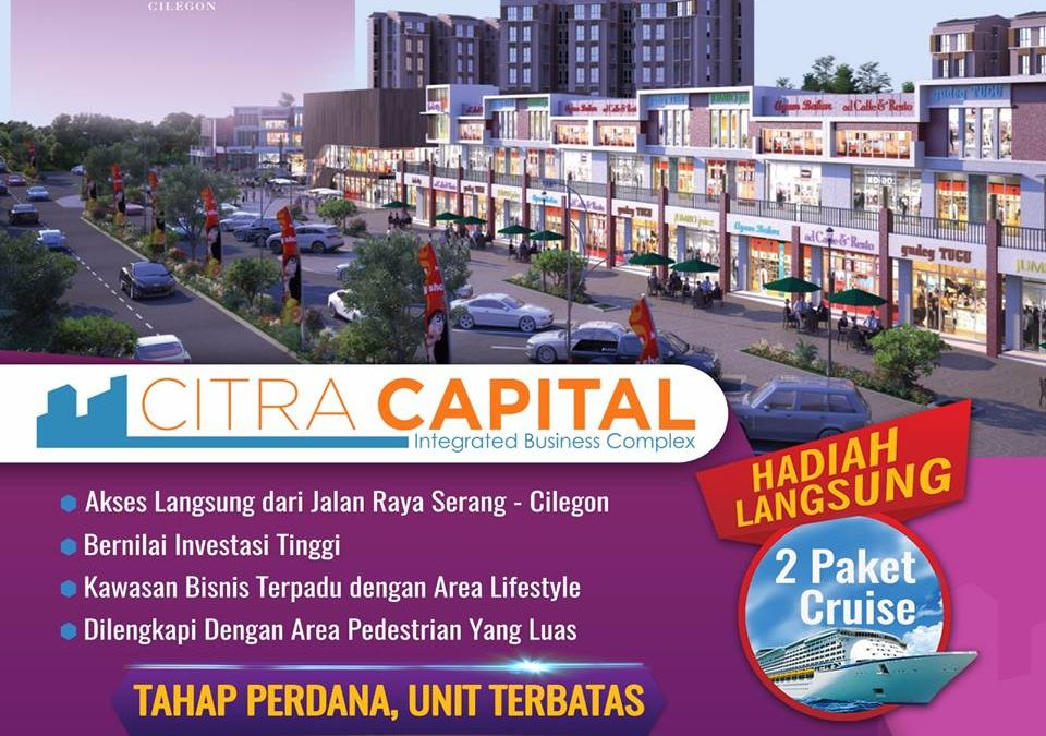 Citra Capital, Office Tower Terbaik di Cilegon