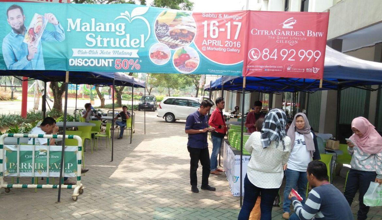 Wow! Ada Promo Malang Strudel!