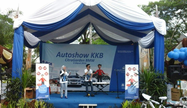 Auto Show KKB Bersama Bank BCA 2016