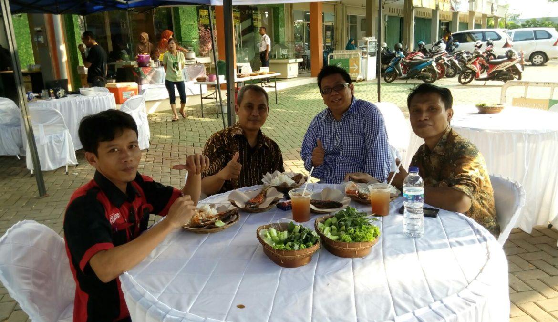 Pesta Kuliner Aneka Olahan Bandeng