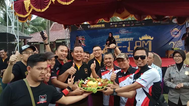Ulang Tahun Kedua, TACI (Toyota Avanza Club Indonesia) Rayakan Kembali di CitraGarden BMW